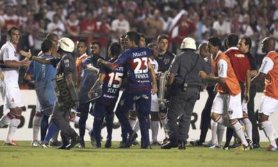 HOY / La final de la Sudamericana del 2012, el último ciclo exitoso de Gorosito