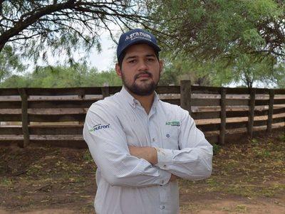 """Samuel Chávez: """"La planificación y la utilización de tecnología es necesaria en la ganadería del Chaco"""""""