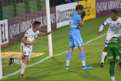Luqueño empata ante Defensa y Justicia y queda al margen de la Sudamericana