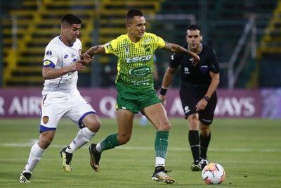 Luqueño, eliminado de la Sudamericana