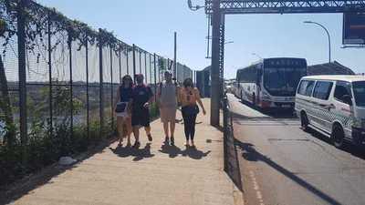 Covid-19: Neumólogo advierte sobre aumento de casos en Foz de Yguazú tras reapertura del puente
