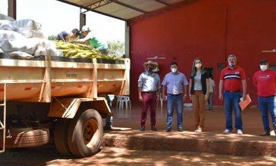 Gobernación lleva entregados 61.000 kilos de alimentos en municipios del Alto Paraná – Diario TNPRESS