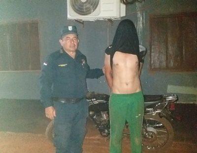 Un delincuente es detenido cuando paseaba al mando de una moto robada – Diario TNPRESS