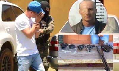 """Cae detenido """"Diquinho"""", prófugo de la Justicia de Brasil por tráfico de drogas – Diario TNPRESS"""