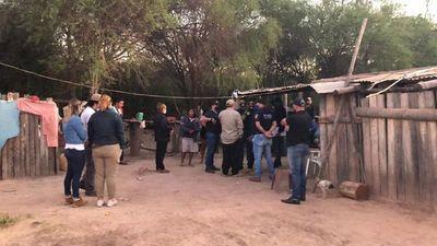 Allanan vivienda en comunidad indígena por presunto intento de extorsión a familia Denis