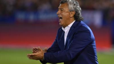 El decano anuncia a Néstor Gorosito como nuevo DT