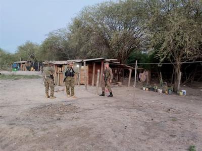 Dos indígenas detenidas por extorsión a familia de Oscar Denis