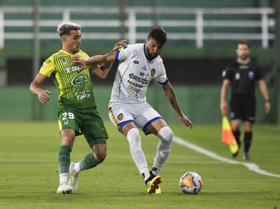 Sportivo Luqueño se despidió de la Sudamericana