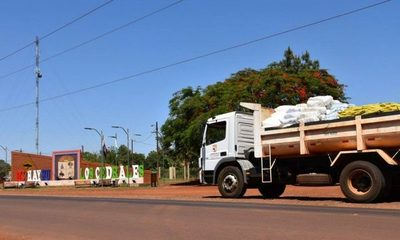 Gobernación ya entregó 61.000 kilos de alimentos a municipios