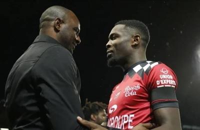 HOY / Deschamps convoca al hijo de Thuram a la selección francesa
