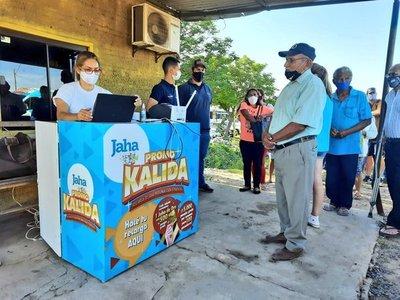 Viceministerio de Transporte realiza 'Billetaje en tu Ciudad', para venta y recarga de tarjetas Jaha y Más