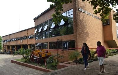 Funcionarios municipales de Encarnación denuncian que fueron 'falsos positivos'