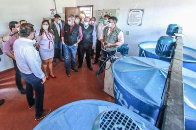 Estado marca presencia con inversiones en salud, educación y aportes sociales en Ñeembucú