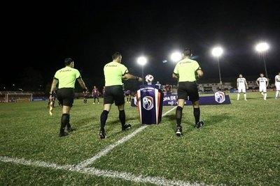 Los árbitros designados para la fecha 4 del Clausura