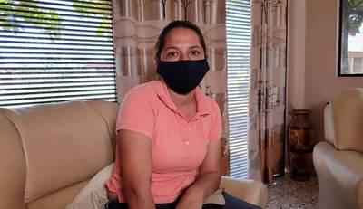 Hermana de detenido por asalto y homicidio afirma inocencia del mismo