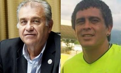 """Ramón quiso persuadir a futbolista con """"metralleta y una 9 milímetros"""""""