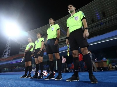 Fueron designados los árbitros para la cuarta fecha del Clausura 2020