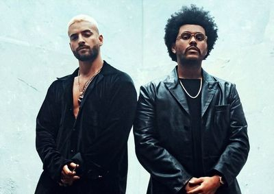 "The Weeknd se estrena cantando en español en remix de ""HAWÁI"" con Maluma"