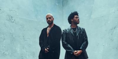 "HOY / The Weeknd se estrena cantando en español en remix de ""HAWÁI"" con Maluma"
