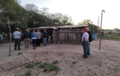 Detienen a indígenas que habrían intentado extorsionar a familia Denis