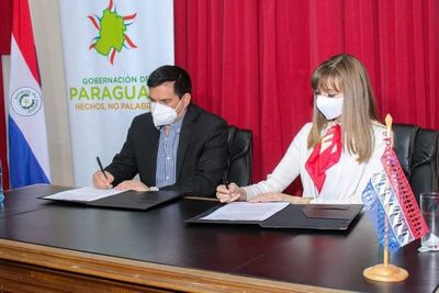 Acuerdan acciones para fortalecer el capital humano en Paraguarí