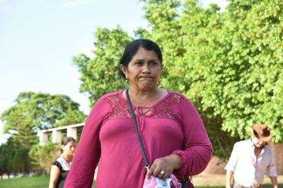 Senado aprobó pensión graciable para Doña Obdulia, madre de Edelio Morínigo
