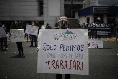 Costa Rica alcanza un 22 % de desempleo en el tercer trimestre