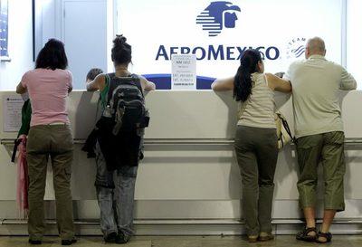 Conflictos de Interjet y Aeroméxico sacuden a sector aéreo mexicano
