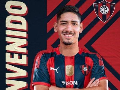 Cerro Porteño anuncia a Aldo Maíz