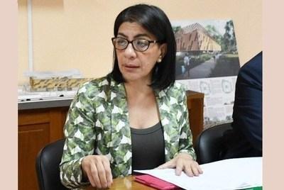 """Diputada por Alto Paraguay fue agredida por guardias presidenciales y Celeste Amarilla concluyó que en este país """"es difícil ser morena, fea y vieja"""""""