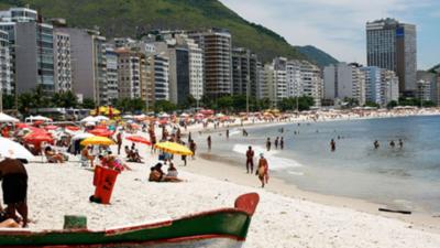 Autoridades de Río dan respaldo a comerciantes para trabajar