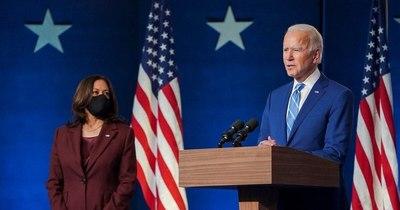 La Nación / Una larga y ansiosa espera en la ciudad de Joe Biden