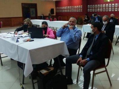 Juez abre vía para segundo juicio oral al ex senador OGD y su hijo