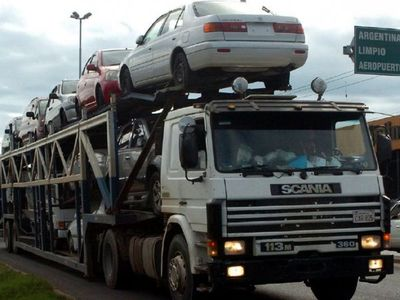 NNUU ve débil regulación paraguaya para importación de autos usados
