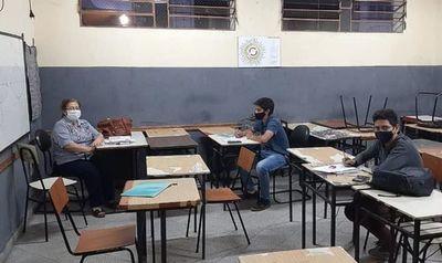 Supervisan  si se cumple protocolo en colegios
