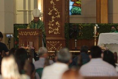 Crónica / ¡AL FINAL!: Se suspendeite la peregrinación y misa presencial en Caacupé