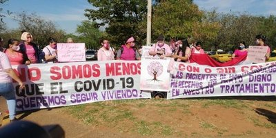 Niegan abandono a pacientes oncológicos en el Hospital Nacional de Itauguá