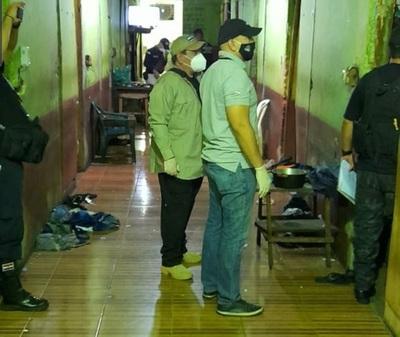 Incautan armas blancas, celulares y drogas tras allanamiento en el Penal de CDE