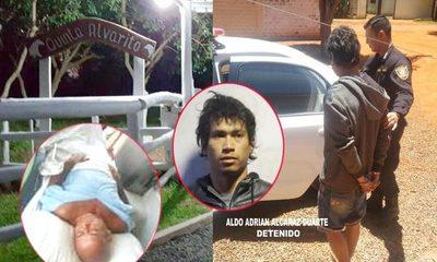 Atrapan a criminal que había asesinado a balazos a un sexagenario durante asalto – Diario TNPRESS