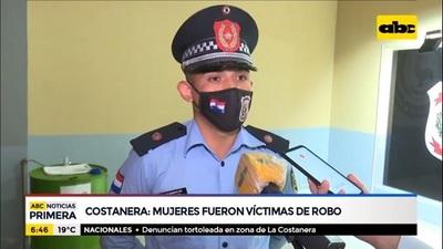 """Rapiñan vehículos tras uso de """"inhibidores"""" en la Costanera"""