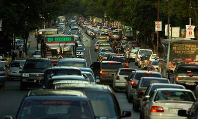 Central lidera a nivel país índice de vehículos matriculados