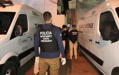En cateo sorpresivo en penal de CDE, incautan celulares y armas blancas