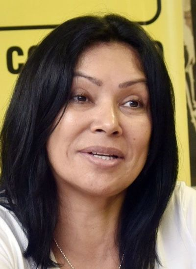 Senado rinde homenaje a Noemí Talavera