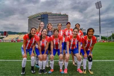 Paraguayas sub-campeonas de Copa América Taiwán en torneo de fútbol