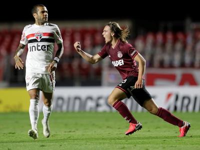 Sello de calidad: los mejores goles de la semana en la Sudamericana