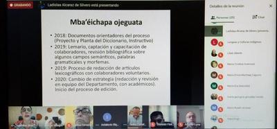 Academia aprueba primer diccionario de la lengua guaraní