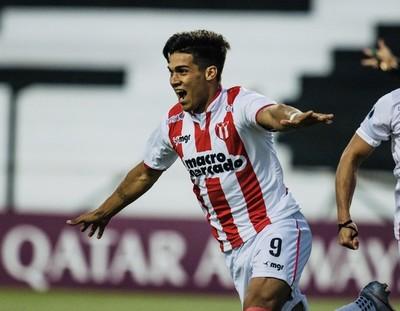 El goleador inesperado de la Conmebol Sudamericana