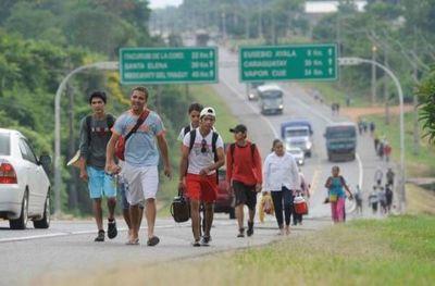 Contemplan subsidio para trabajadores informales de Caacupé