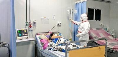 Paraguay reporta 80% de ocupación de camas hospitalarias por covid-19