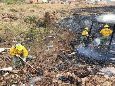 Último reporte de focos de calor en Paraguay registra un preocupante ascenso